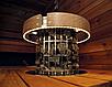 Деревянное ограждение c LED подсветкой HPC4L для Harvia Cilindro PC110/PC135, фото 4