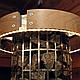Деревянное ограждение c LED подсветкой HPC4L для Harvia Cilindro PC110/PC135, фото 6