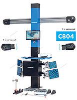 NORDBERG СТЕНД СХОД-РАЗВАЛ 3D модель C804 четырехкамерный
