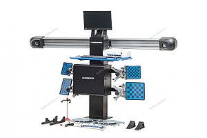 NORDBERG СТЕНД СХОД-РАЗВАЛ 3D модель C802PIT (укороченная колонна для ям)