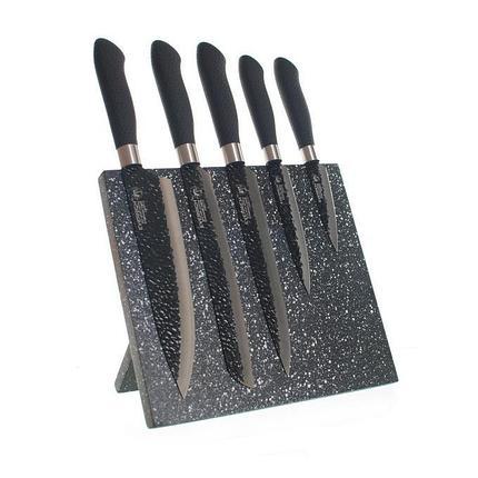 Ножи на магнитной подставке Gottinni 5 шт, фото 2