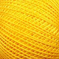 Нитки вязальные 'Ирис' 150м/25гр 100 мерсеризованный хлопок цвет 0301 (комплект из 10 шт.)
