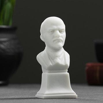 """Статуэтка """"Ленин"""" мраморная крошка, 10см"""