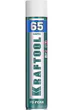 Пена монтажная ADAPTER 65 с увеличенным выходом, адаптерная, всесезонная, 750мл, SVS, KRAFTOOL