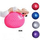 Мяч для фитнеса Fitball Hedgehog HG-0105 85см, фото 5