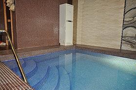 Частное лицо, бассейн в котедже, Пирамида 4