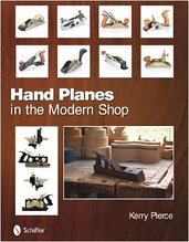 Книга *Hand Planes in the Modern Shop*