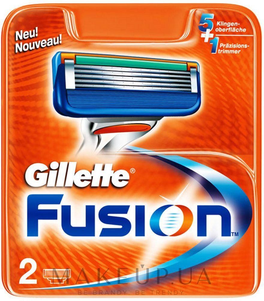 Станок для бритья Gillette Fusion ( 2 шт)