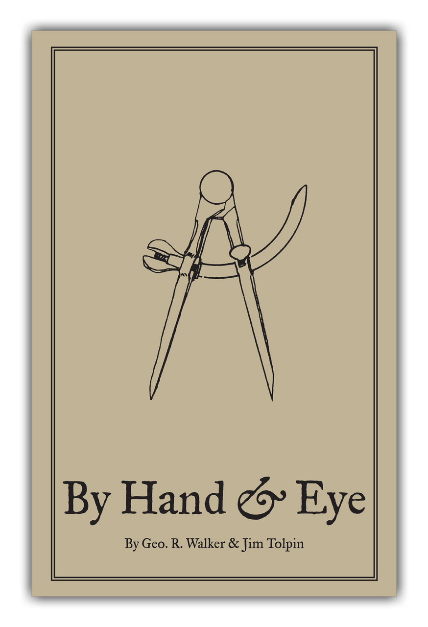 Книга *By Hand & Eye*