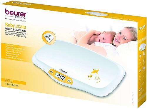 Детские весы для новорожденных Beurer BY80