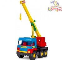 Игрушка Тигрес Middle truck Кран