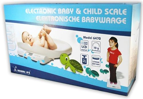 Детские весы со съемной платформой MOMERT 6470 Венгрия