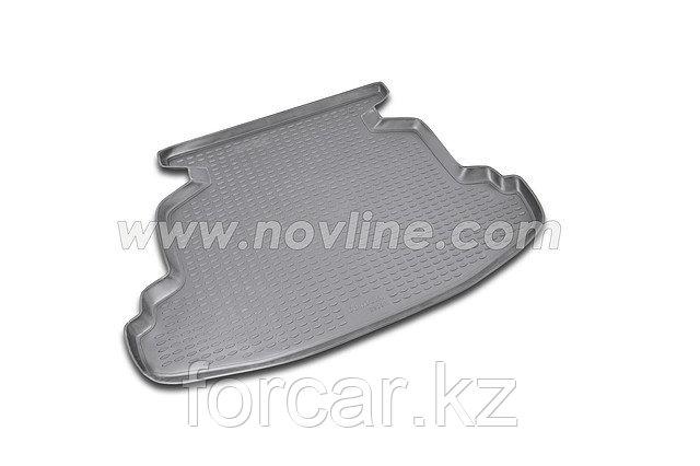 Коврик Novline в багажник  Corolla 2002-2007, седан, фото 2