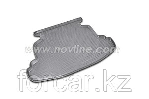 Коврик Novline в багажник  Corolla 2002-2007, седан
