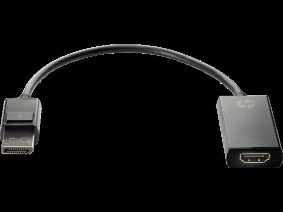 HP 2JA63AA Адаптер DisplayPort на HDMI 4K
