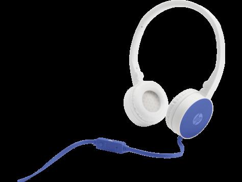 HP W1Y20AA Стереогарнитура H2800 (цвет голубой)