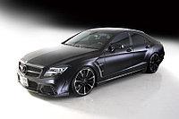 Обвес Wald Black Bison на Mercedes-Benz CLS W218