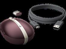 HP 5VD59AA Мышь беспроводная с аккумулятором Spectre 700 Голубой