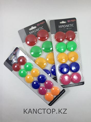 Магниты Amjiya разноцветные, фото 2