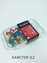 Кнопки гвоздики Stationery clips & pins