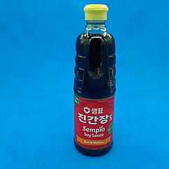 Soy Sauce Jin S Корейский Соевый соус 930 ml