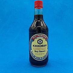 Kikkoman cоевый соус 591 мл