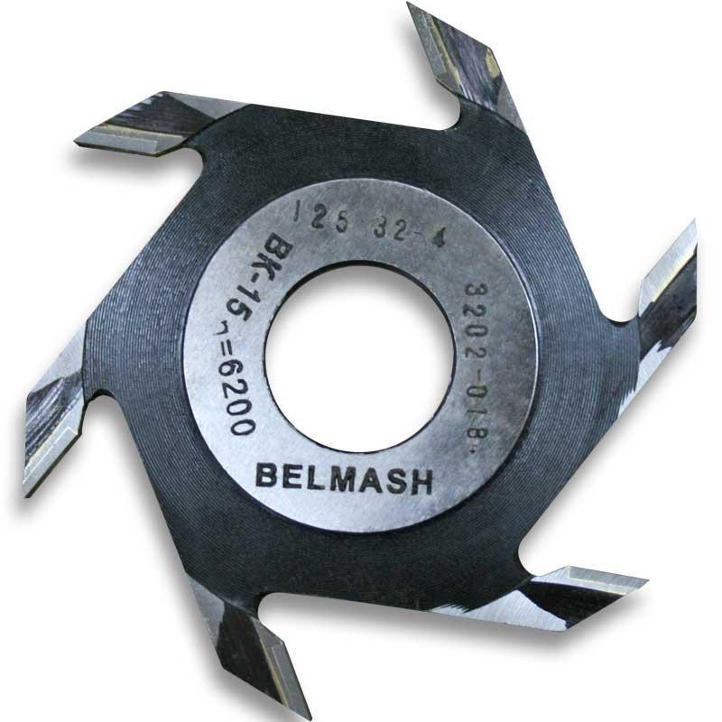 BELMASH 125х32х12 мм Фреза пазовая