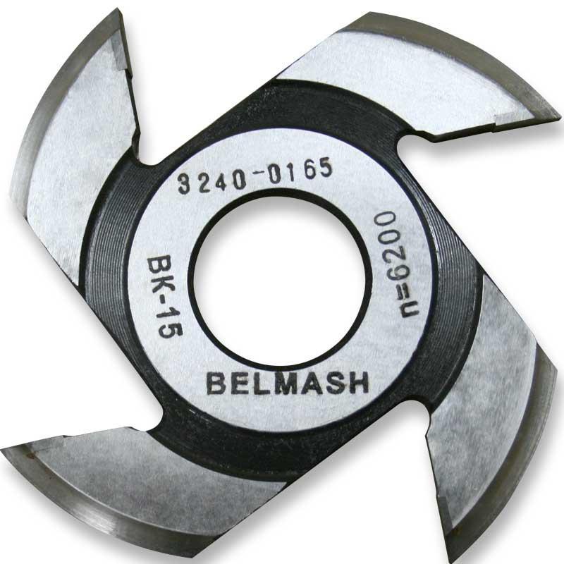 125х32х9 мм (правая) Фреза радиусная для фрезерования полуштапов