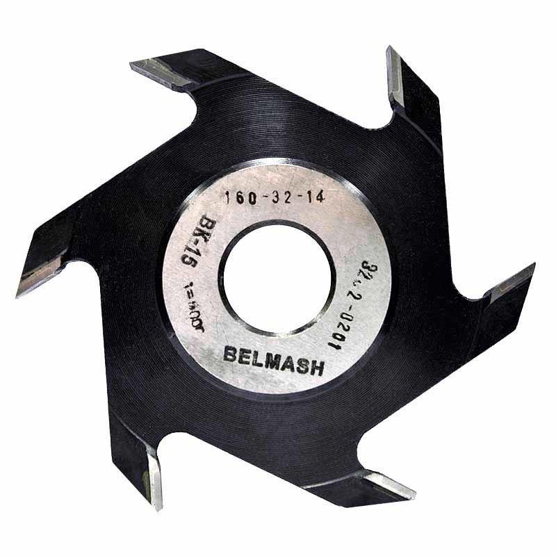 160х32х14 мм Фреза пазовая, BELMASH