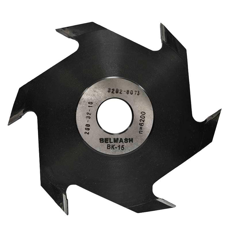 200х32х10 мм Фреза пазовая, BELMASH