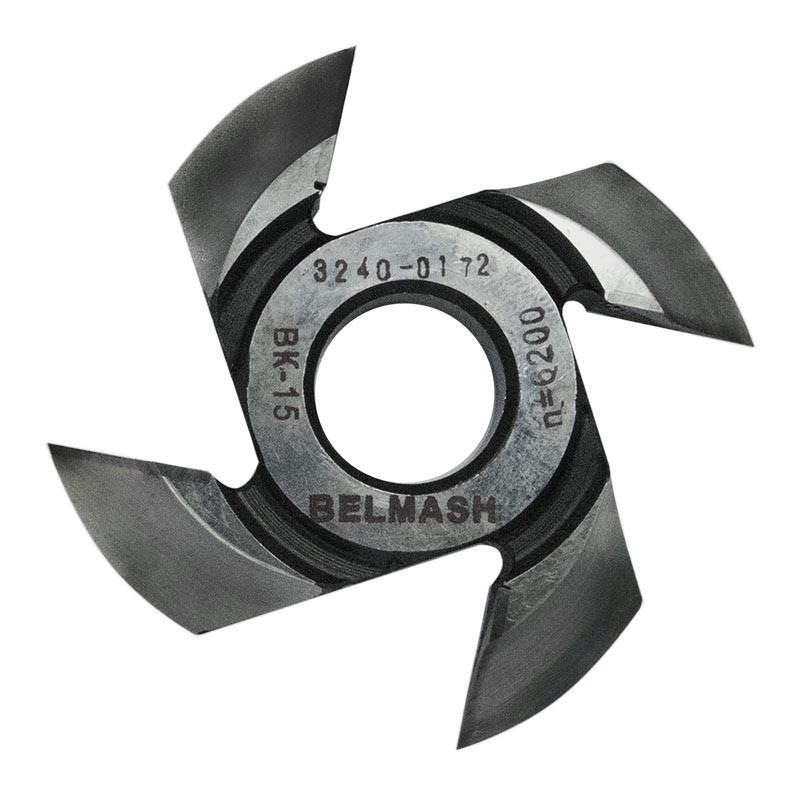 BELMASH 125х32х23 мм Фреза радиусная для фрезерования полуштапов (правая)