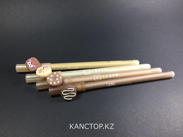 Ручки стирающиеся тонкие, пончики 1, фото 2