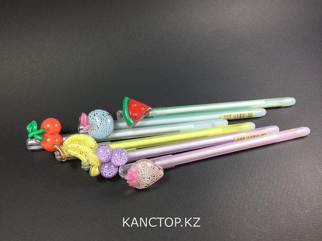 Ручки стирающиеся тонкие, фрукты 2, фото 2