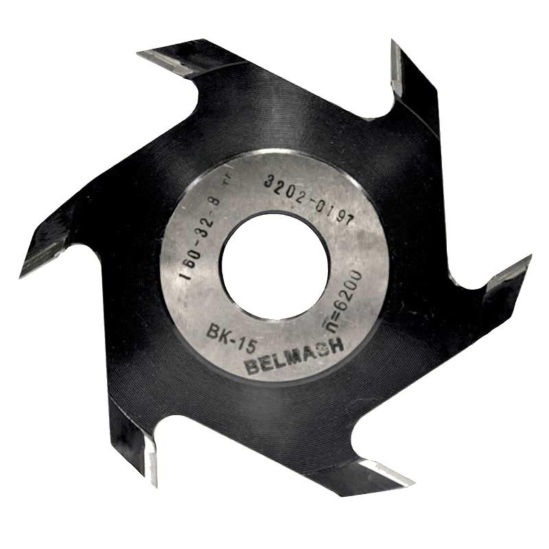 160х32х8 мм Фреза пазовая, BELMASH