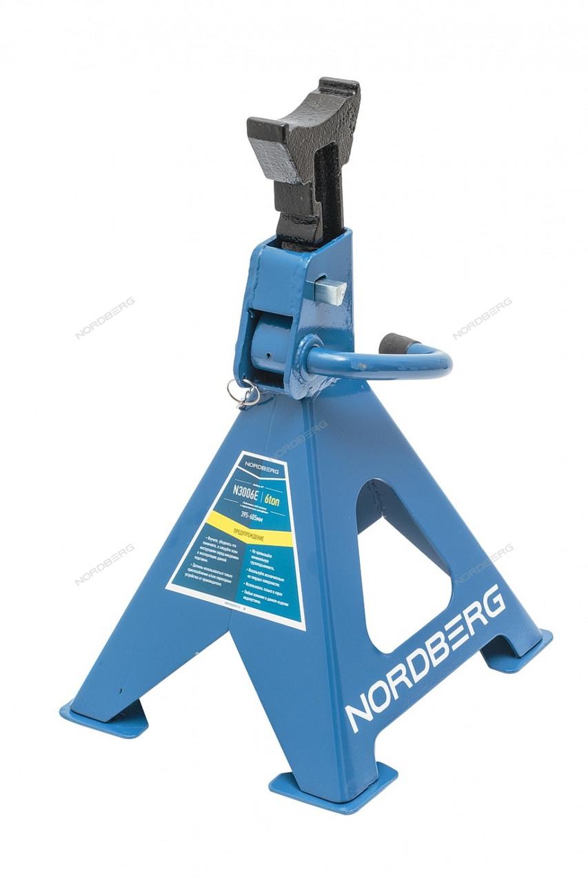NORDBERG ПОДСТАВКА N3006E страховочная 6т. (комплект 2 шт.)