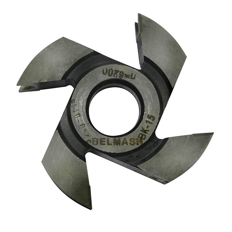 BELMASH 125х32х30 мм Фреза радиусная для фрезерования штапов