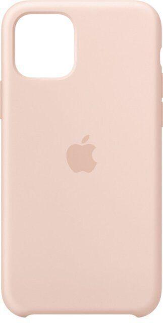 Силиконовый чехол для Apple iPhone 11 (Pink Sand)