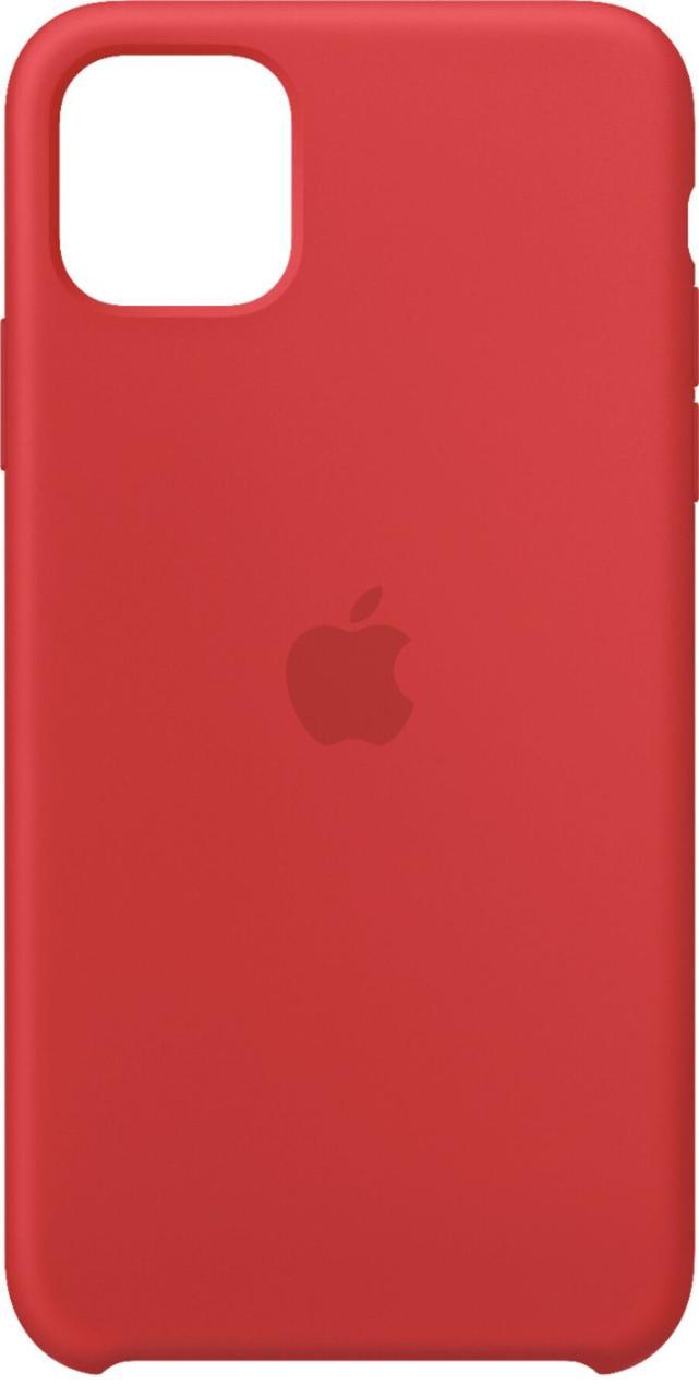 Силиконовый чехол для Apple iPhone 11 (PRODUCT)RED