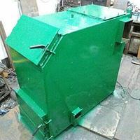 Котёл с подвижными / водяными колосниками Teplobar 55 кВт