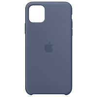 Силиконовый чехол для Apple iPhone 11 (Alaskan Blue)