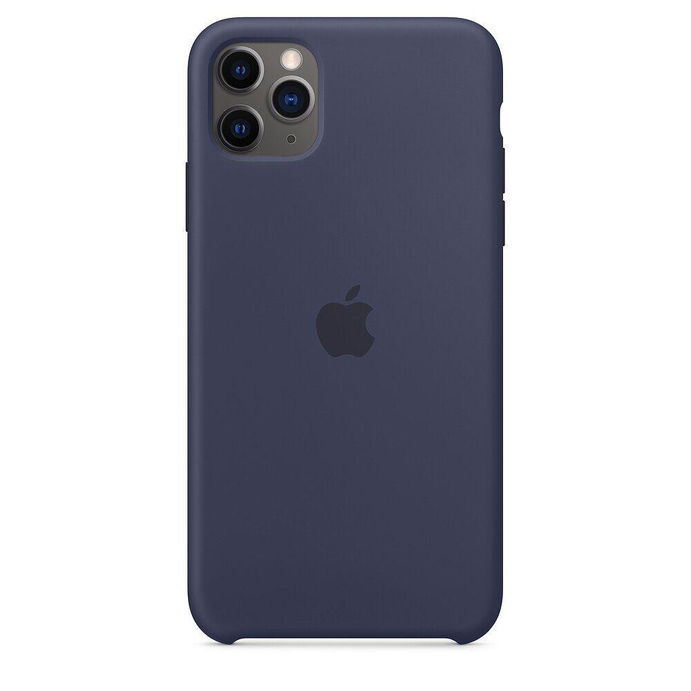 Силиконовый чехол для Apple iPhone 11 Pro (Midnight Blue)