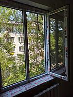 Доступные окна из ПВХ-профиля EUROSUPERPLAST, фото 1