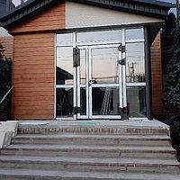 Алюминиевые двери, фото 1