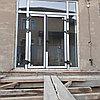 Наружные алюминиевые двери