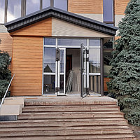 Наружные алюминиевые двери, фото 1