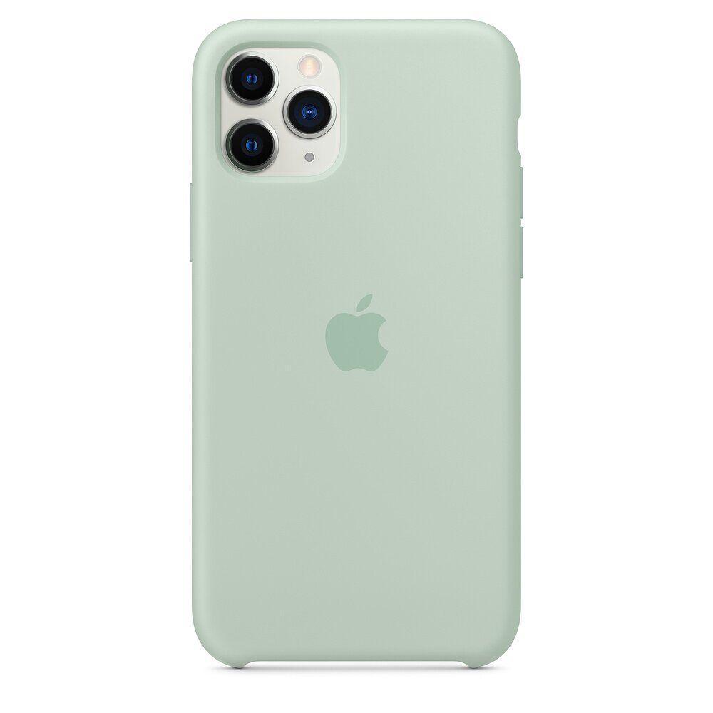 Силиконовый чехол для Apple iPhone 11 Pro (Beryl)