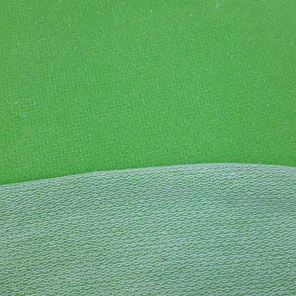 Турецкая ткань - 2х нитка футер с люрексом, фото 2