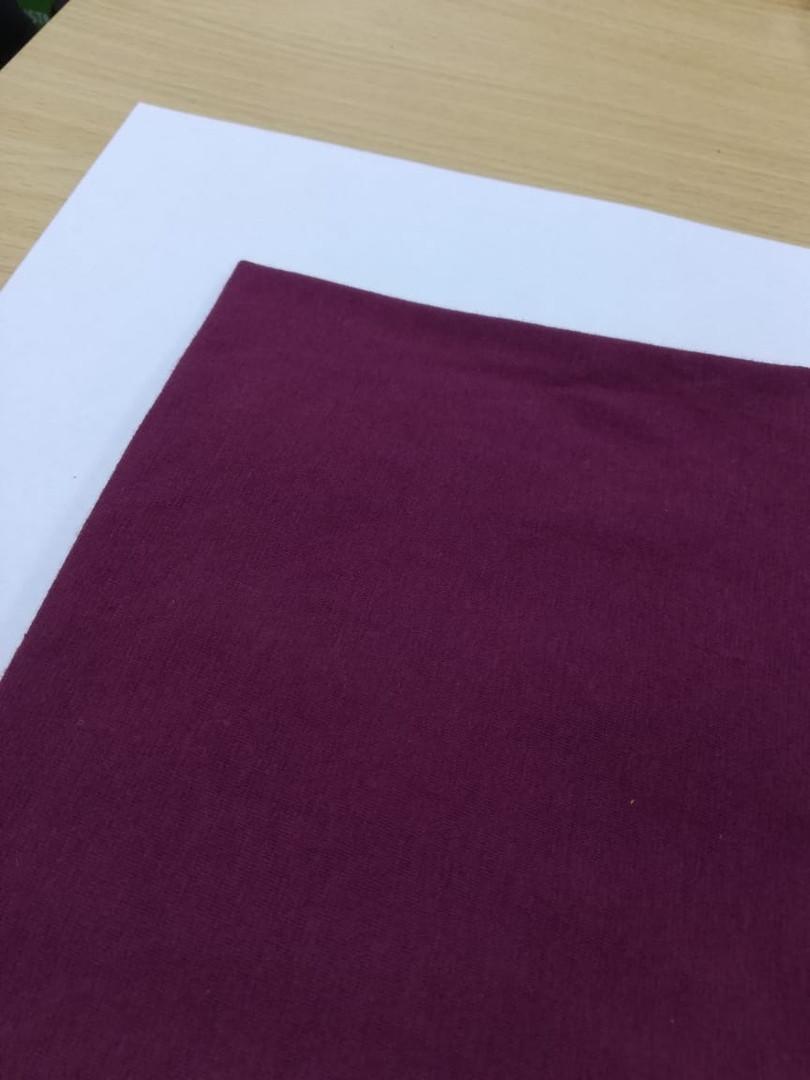 Турецкая ткань - 40.1 пенье кулирка с лайкрой, 170 гр. 90 см