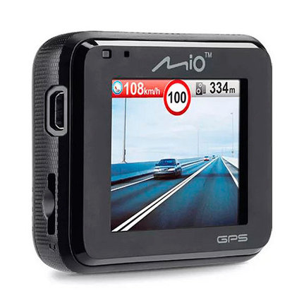Видеорегистратор с GPS-приемником Mio MiVue C330 NEW {+подарок microSD 16 Gb}, фото 2