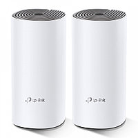 TP-LINK Домашняя Mesh Wi-Fi система AC1200 Deco E4 (2 устройства)